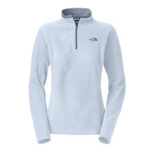 Women`s TKA 100 Microvelour Glacier 1/4 Zip Fleece