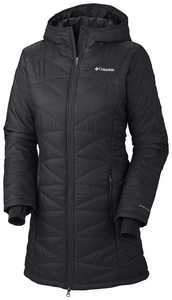 Columbia Women S Mighty Lite Hooded Jacket Fontana Sports