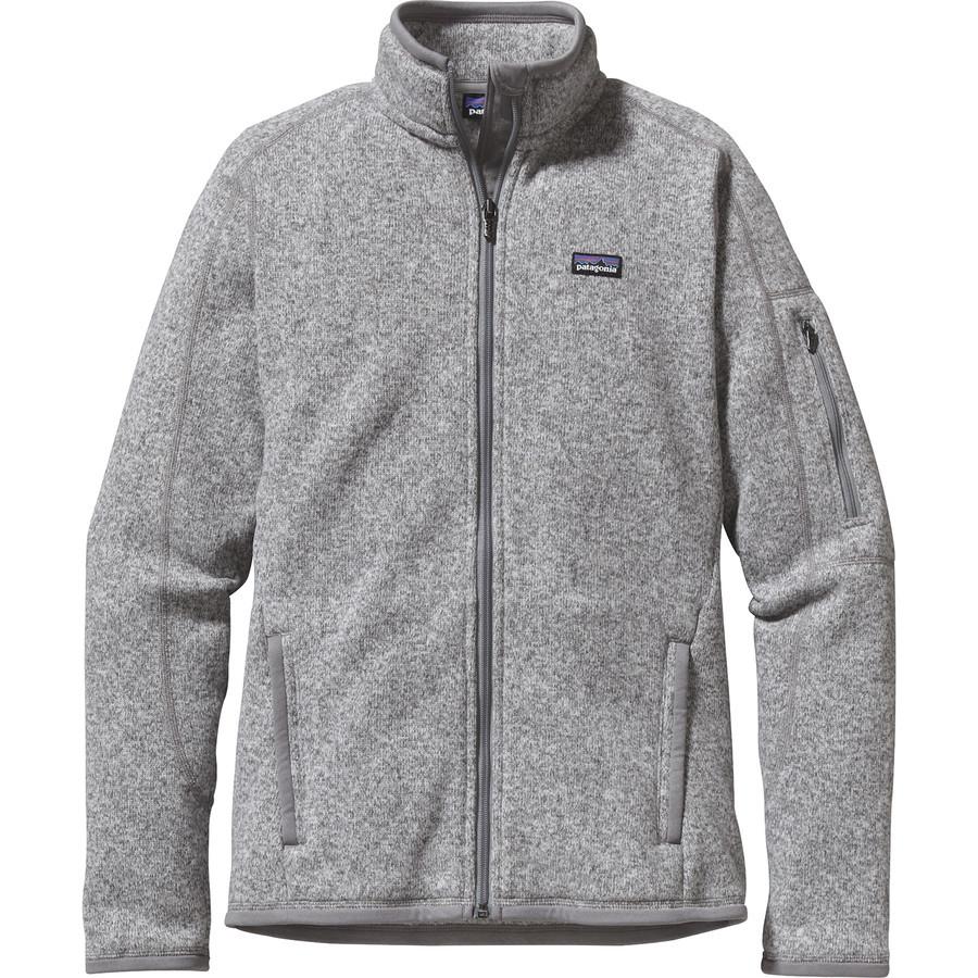 Patagonia Womens Better Sweater Fleece Jacket Fontana Sports