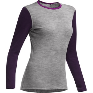 Women`s Oasis Long Sleeve Crewe