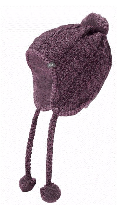 a23fb0617b509 The North Face Women s Fuzzy Earflap Beanie