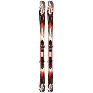 Men`s AMP Rictor 82XTI Skis with MXC 12 Bindings