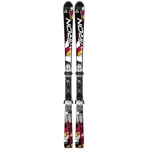 Viron 2.2 Ski with RS 10 PowerRail Binding