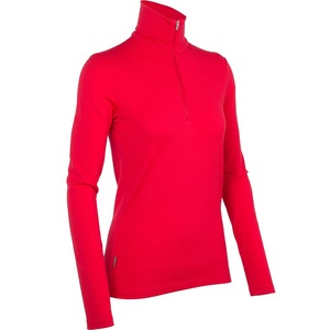 Women`s Tech Top Long Sleeve Half Zip