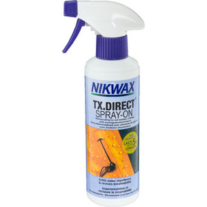 TX Direct Spray-On Water Repellent Treatment