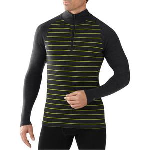 Men`s Midweight Pattern Zip T