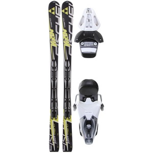 Viron Trend FP9 Skis w/ RS 10 Bindings
