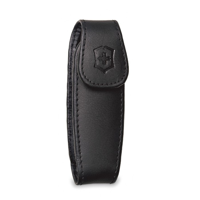 Victorinox Medium Leather Knife Pouch with Clip