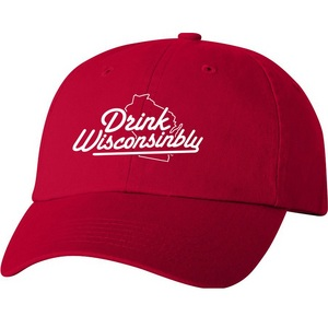 Drink Wisconsinbly Hat