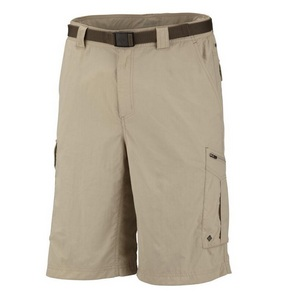 Men`s Silver Ridge Cargo Short