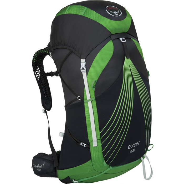 Exos 58 Backpack Fontana Sports