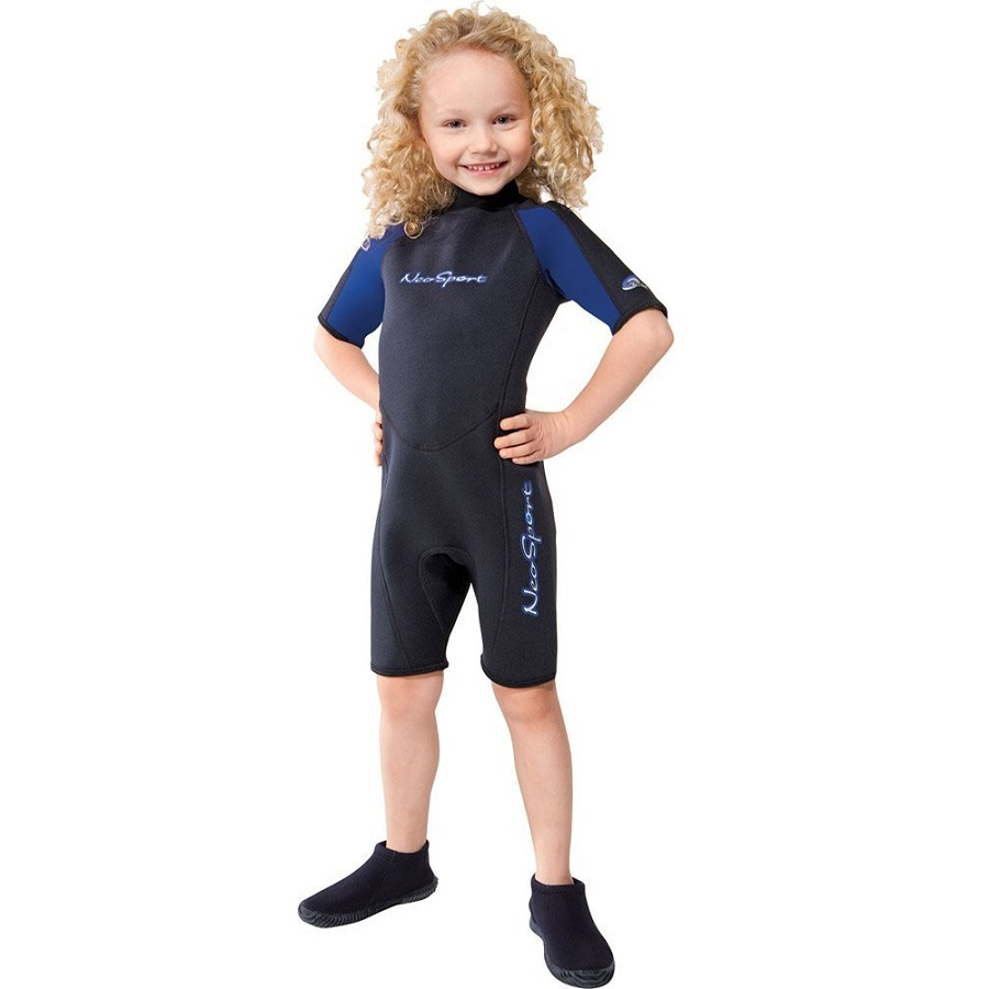 Neosport Childs Neoprene 2MM Shorty Wetsuit