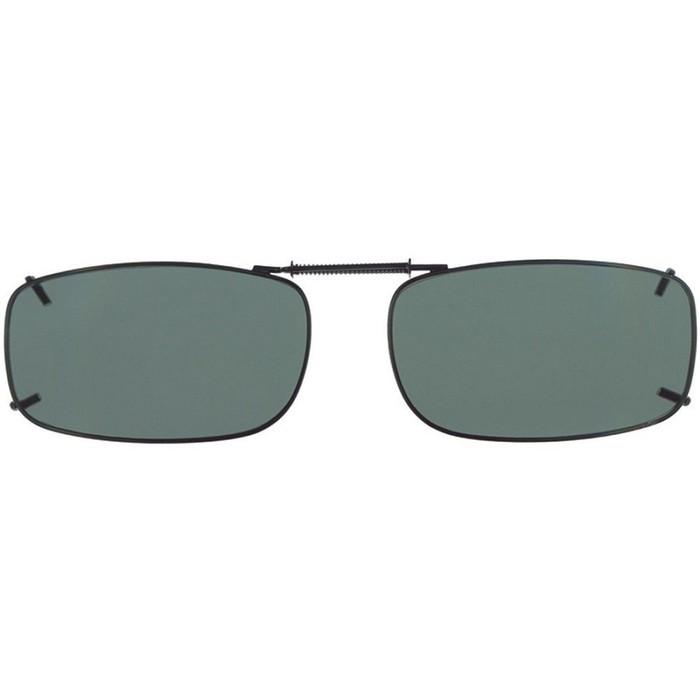 Polarized Clip On Sunglasses Fontana Sports