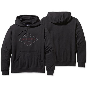 Men`s Lightweight Hooded Monk Sweatshirt