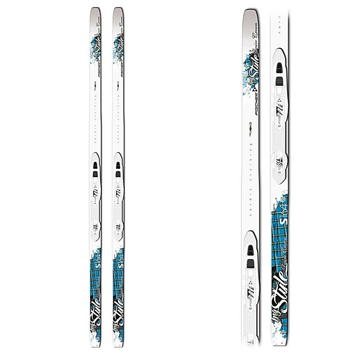 Fischer Women's My Style Desire Crown Cross Country Skis