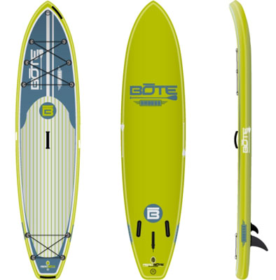 11 Foot Breeze Inflatable Stand Up Paddle Board Fontana