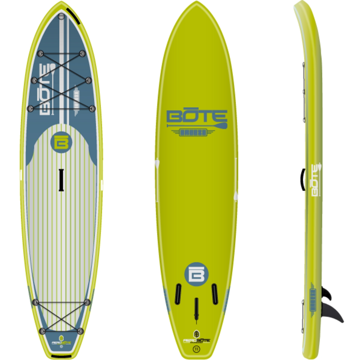 bote breeze inflatable paddle board