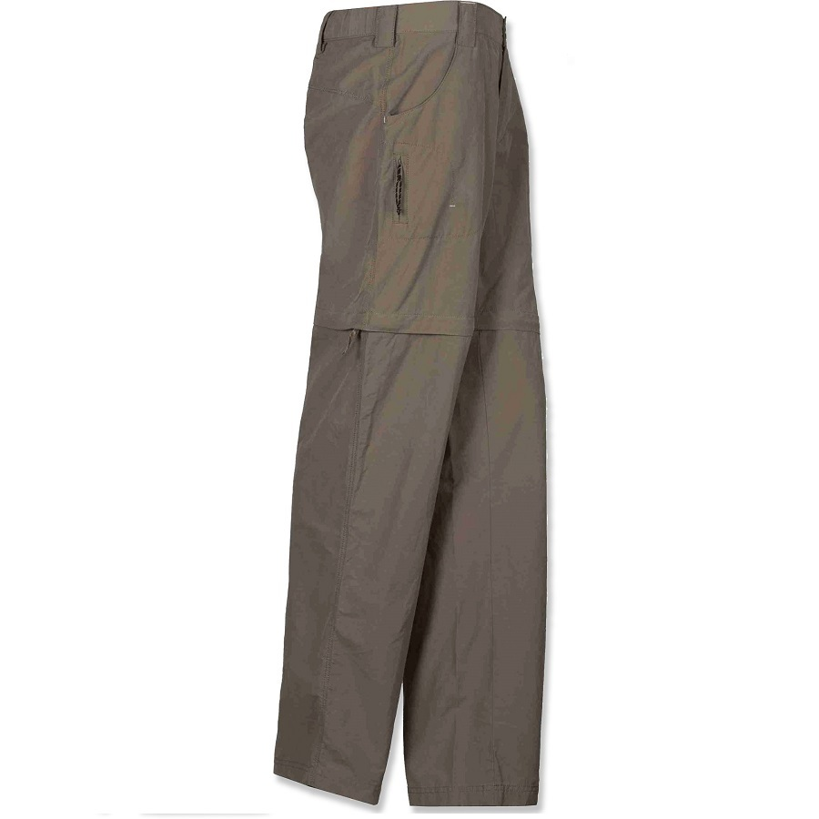 White Sierra Womens Sierra Point Convertible Pants