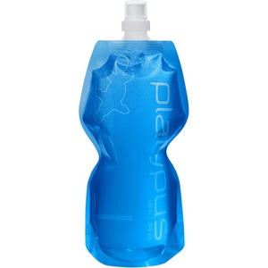SoftBottle with Push/Pull Cap