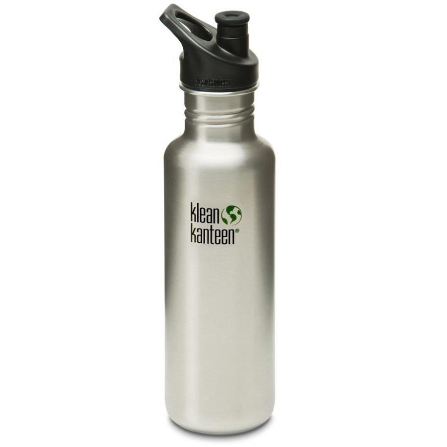 Klean Kanteen 27oz Classic Sport Cap Water Bottle
