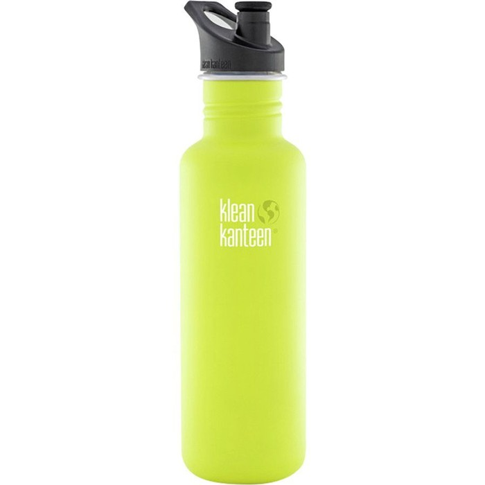 Klean Kanteen 27oz Classic Sport Cap Water Bottle