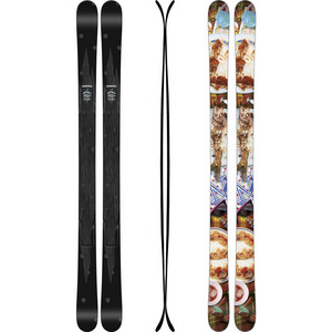 Men`s Afterbang Downhill Skis