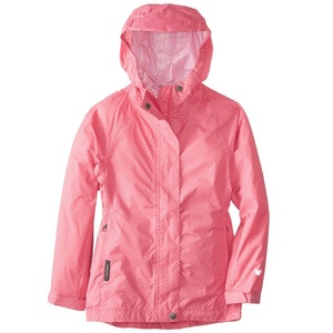 Youth Girls Polka Dot Trabagon Jacket