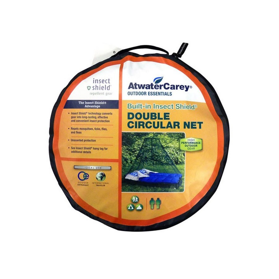 Atwater Carey Double Circular Net with Built in Insect Shield