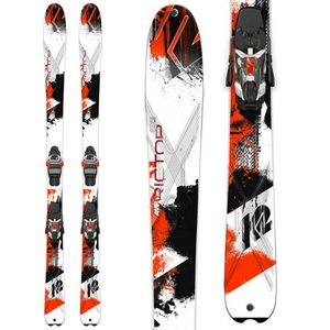Men`s AMP Rictor 90 XTi Skis w/MXC 14.0 TCX Bindings