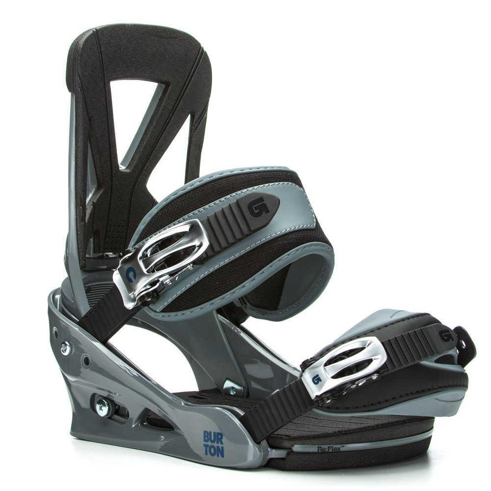 Burton Mens Custom Snowboard Bindings