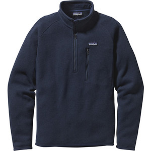 Men`s Better Sweater 1/4 Zip Fleece
