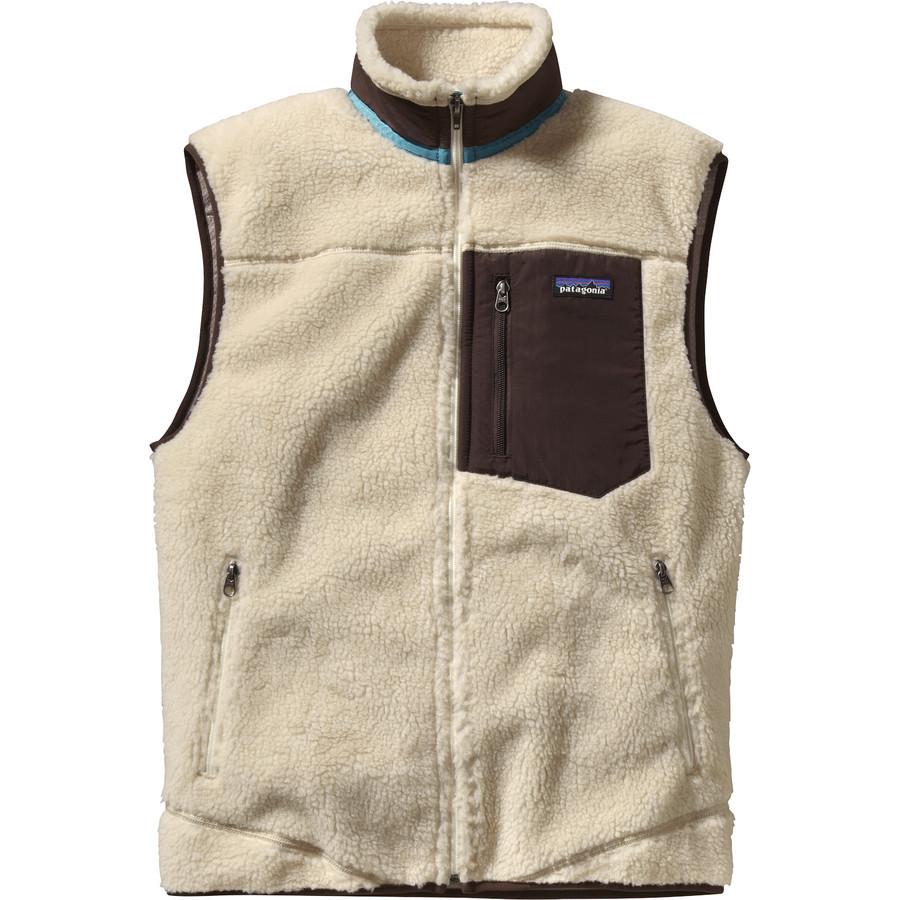 Patagonia Men's Classic Retro X Fleece Vest
