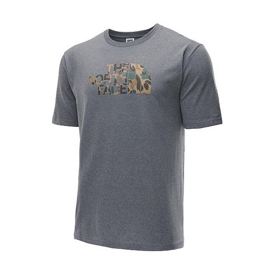 cacdaf2cb The North Face Men's Duckmo Camo T-Shirt