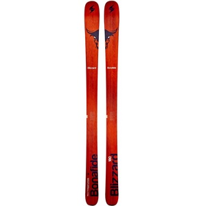 Bonafide Downhill Skis