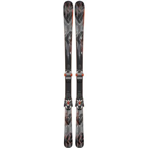 Men`s AMP Rictor 82XTI Downhill Skis with MXC 12 Bindings