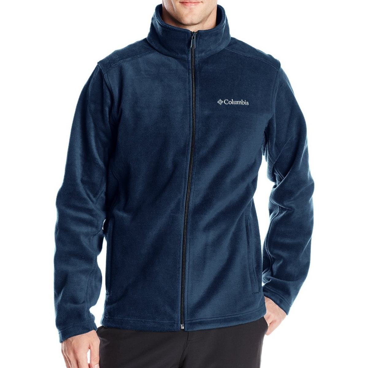 Columbia Mens Dotswarm Full Zip Jacket
