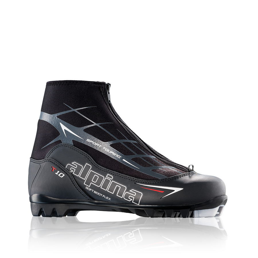 Alpina Men S T10 Cross Country Ski Boots Fontana Sports