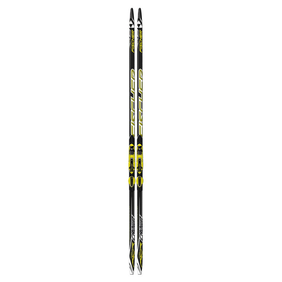 Fischer Men's RCR Crown Cross Country Skis