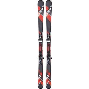 Morpheo 4 Downhill Skis with EL 10 Bindings
