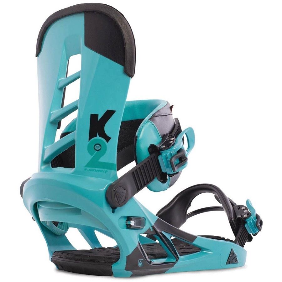K2 Mens Indy Snowboard Bindings