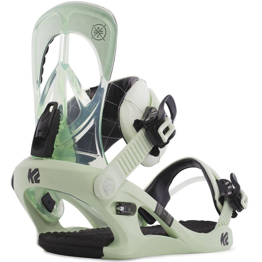 K2 Women's Yeah Yeah Snowboard Bindings