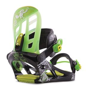 Youth Vandal Snowboard Bindings