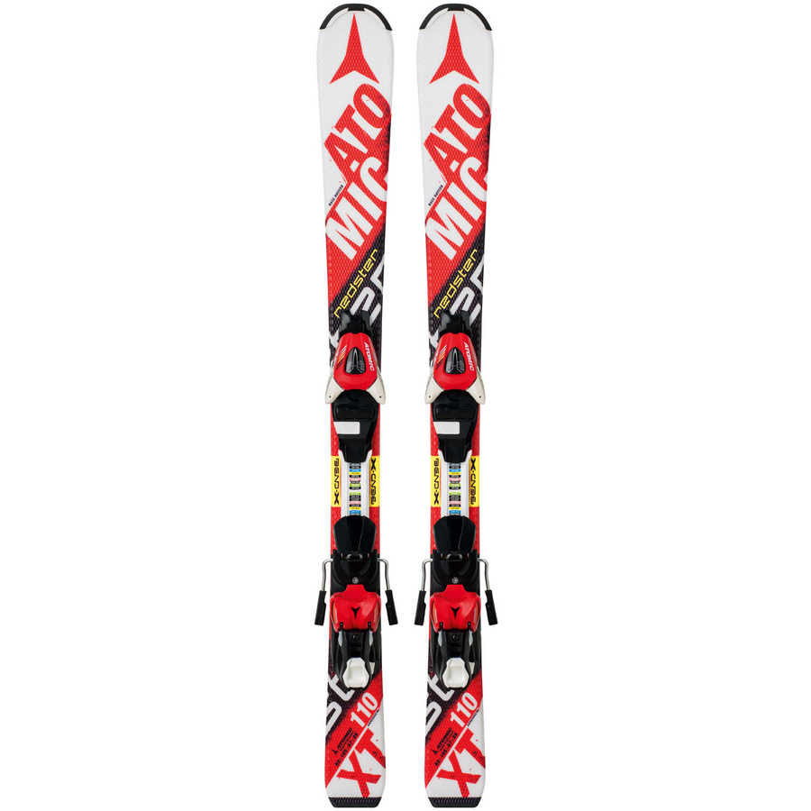 Atomic Junior Redster II Skis + XTE 045 Bindings