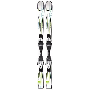 Youth Progressor Jr. Skis + FJ7 Jr. RF Bindings