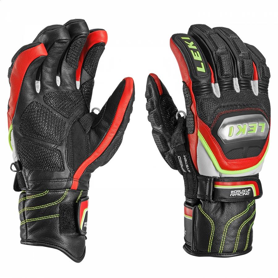 Unisex World Cup Racing Titanium S Ski Racing Gloves