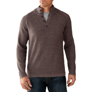Men`s Pioneer Ridge Half Button Sweater