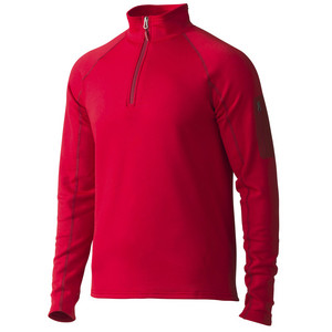 Men`s Stretch Fleece 1/2 Zip