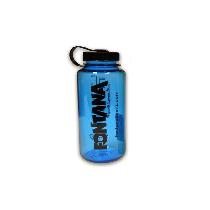 Nalgene Fontana Sports Logo Wide Mouth Water Bottle