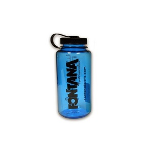 Fontana Sports Logo Wide Mouth Water Bottle