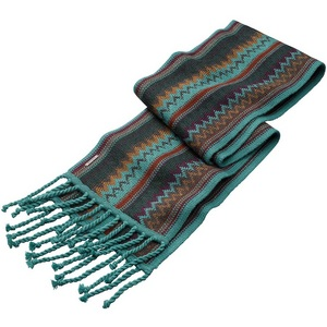 Women`s Pine Lake Chevron Scarf